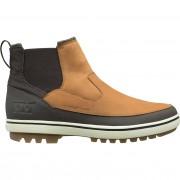 Helly Hansen Mens Garibaldi V3 Slipon Casual Shoe Brown 40.5/7.5