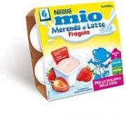 Nestle' It.Spa(Infant Nutrit.) Mio Merenda Fragola 4x100g