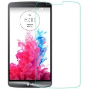 Anti Shock impossible screen guard for Lg Q6 (Unbreakable 0.2 MM Transparent) by Jabox.