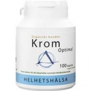 Helhetshälsa KromOptimal 100 kapslar
