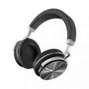 Casti Bluetooth Bluedio T4 Bluetooth 4.2 Wireless Stereo microfon incorporat active noise cancellation usb tip C Negru