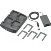 Cradle incarcare acumulatori Zebra MC30, MC31, MC32, MC75, 4 sloturi, kit