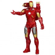 Hasbro Marvel Avengers Repulsor Strike Iron Man Mark Vii