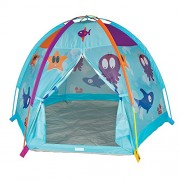 """Pacific Play Tents Ocean Adventures Dome Tent, 72"""" x 60"""" x 49"""" High"""