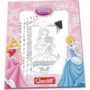Hartia magica - Disney Princess Quercetti