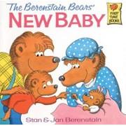 The Berenstain Bears' New Baby, Paperback/Stan Berenstain