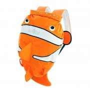 Trunki ruksak PaddlePak Chucklles the Clown fish