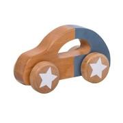Bloomingville Leksaksbil Star - Blå