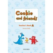 Cookie and Friends A: Teacher's Book (Reilly Vanessa)(Paperback) (9780194070072)
