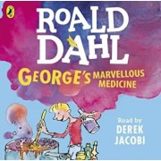 George's Marvellous Medicine, Audiobook/Roald Dahl