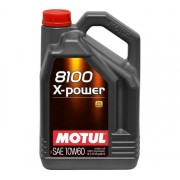 MOTUL 8100 X-Power 10W-60 5L motorolaj
