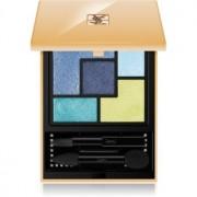 Yves Saint Laurent Couture Palette sombra de ojos tono 10 Lumières Majorelle 5 g