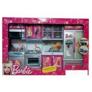 Oh Baby branded Barbie Kitchen Set FOR YOUR KIDS SE-ET-274