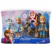 Set figurine - 5 personaje Frozen
