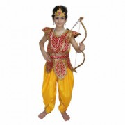 Kaku Fancy Dresses Lord Ram Costume of Ramleela/Dussehra/Mythological Character For Kids Annual function/Theme Party/Competition/Stage Shows Dress