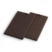 Numan RETROSPECTIVE 1978 ACTIVE, maro-negru, capac textil pentru difuzoare, capac de difuzor, 2 buc. (AV3-RTR-78A-CVR-BG)