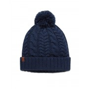TIMBERLAND Cable Watchcap Hat Blue