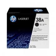 HP Originale LaserJet 4200 Toner (38A / Q 1338 A) nero, 12,000 pagine, 1.26 cent per pagina - sostituito Toner 38A / Q1338A per LaserJet4200