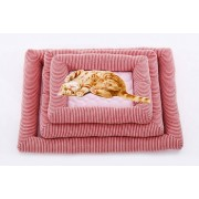 Zhongshan Hengdongli Appliance Co.,LTD £7.99 instead of £49.99 for a small breathable pet bed, £11.99 for a medium bed, £15.99 for a large bed - choose from two colours and save up to 84%