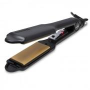 Професионална преса за изправяне на коса с широки плочи - CERAMIC TOURMALINE с LCD Дисплей (EL-210)