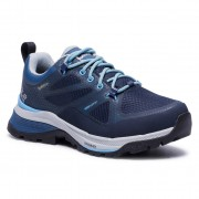 Туристически JACK WOLFSKIN - Force Striker Texapore Low W 4038891 Dark Blue/Light Blue