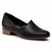 Ниски обувки CLARKS - Juliet Palm 261429334 Black Leather