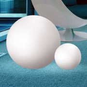 Large OH light sphere for outdoor use, 75 cm
