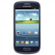 Refurbished-Good-Galaxy S3 Mini 8 GB Blue Unlocked