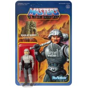 Super7 Masters of the Universe - Man-At-Arms (Movie Accurate) - ReAction