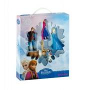 Disney Frost, alla populära figurer i fin presentkit, 5 st