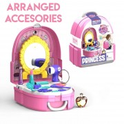 Set de make-up cu 19 piese - Princess Dresser