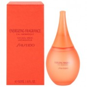 Shiseido Energizing Fragrance eau de parfum para mujer 50 ml