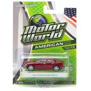 Greenlight Motorworld 2013 Chrysler 300 C Series 13 Diecast 1:64 Scale