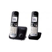 Phone, Panasonic KX-TG 6812FXB, DECT (1015111)