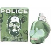 Police To Be Camouflage Eau de Toilette 40ml Sprej