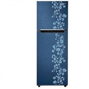 Samsung RT27JARZEPX 253 Litres Double Door Frost Free Refrigerator (Orcherry Pebble Blue)