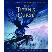 The Titan's Curse: Percy Jackson and the Olympians: Book 3/Rick Riordan