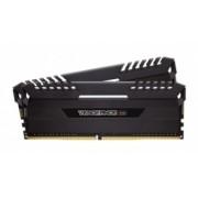 Kit Memoria RAM Corsair Vengeance DDR4, 2666MHz, 16GB (2 x 8GB), Non-ECC, CL16, XMP
