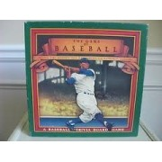 The Games of Baseball (A Baseball Trivia Board Game From Bluett)