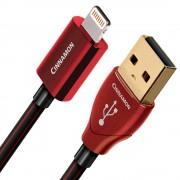 Audioquest Cinnamon câble Lightning vers USB 1,5 m