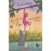 Aventurile lui Pipi maimutica roz