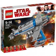 Set de constructie LEGO Star Wars Bombardier al Rezistentei