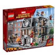 LEGO Super Heroes, Confruntarea din Sanctum Sanctorum 76108