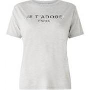 Whistles T-shirt met frontprint
