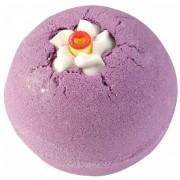 Bila efervescenta de baie Lavender Musk Bomb Cosmetics 160 gr
