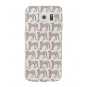 Fabienne Chapot Smartphone covers Cheetah Softcase Samsung Galaxy S6 Bruin