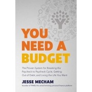 You Need a Budget: The Proven System for Breaking the Paycheck-To-Paycheck Cycle, Getting Out of Debt, and Living the Life You Want, Hardcover