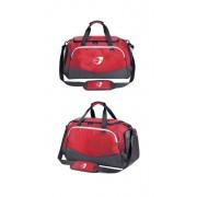 Get Fit Travel Bag Medium 33 x 56 x 28 - Borsa fitness media - Red/Grey