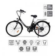 NILOX E-BIKE X5 Bicicleta Elétrica Preta
