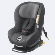 Bebe Confort Cadeira auto Grupo 0+1 MilofixPreto- TAMANHO ÚNICO